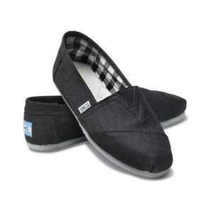 TOMS Classic Flats in Earthwise Slate